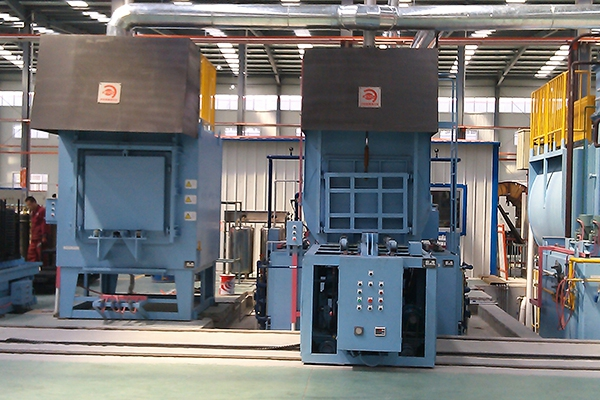 渗氮多用炉不同生产工艺的需要结构形式多种多样!