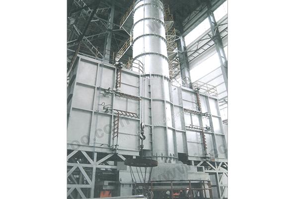 大型立式铝合金淬火炉