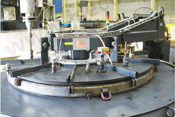 低真空变压脉冲渗氮炉