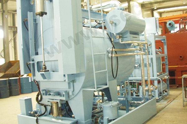 VCM碳氢溶剂真空清洗机