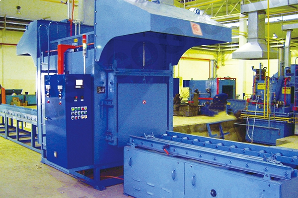 通过式软氮化炉生产线